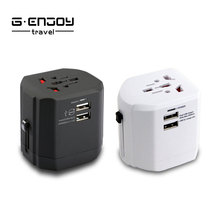 Shanghai Genjoy smart ce universal travel adaptor with usb port A1822