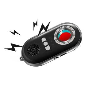 Mini handheld hidden infrared lens camer finder detector security anti -  lost stuff vibration alarm sensitive detector