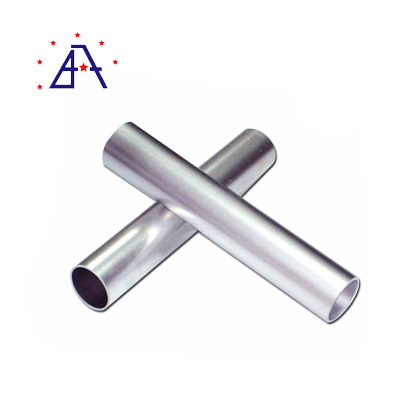 Best Selling China Rectangular Hollow Section t6 aluminum tube