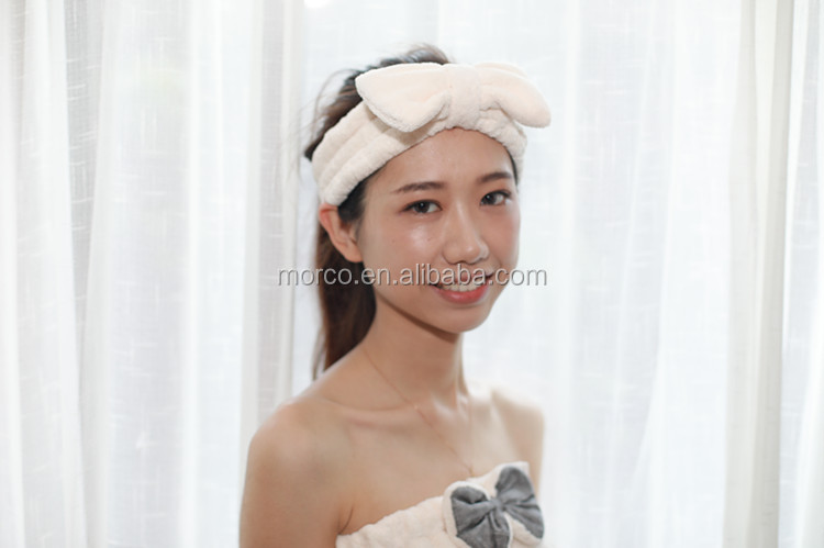 Princess make up Headband Washing Face Women Hair Band