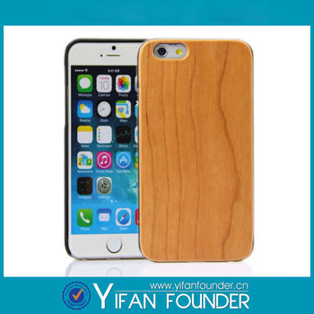 High Quality Wood Pc For Iphone 6s Case / Plain Wooden Mobile ...