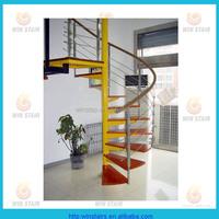 spiral stairway & DIY stair kits