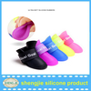 Pet Rubber Rain Boots waterproof dog shoes