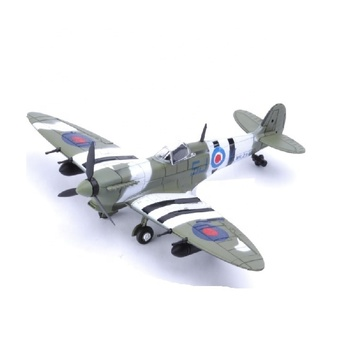 Wholesale model kit ABS material 1 48 scale assemble model aircraft