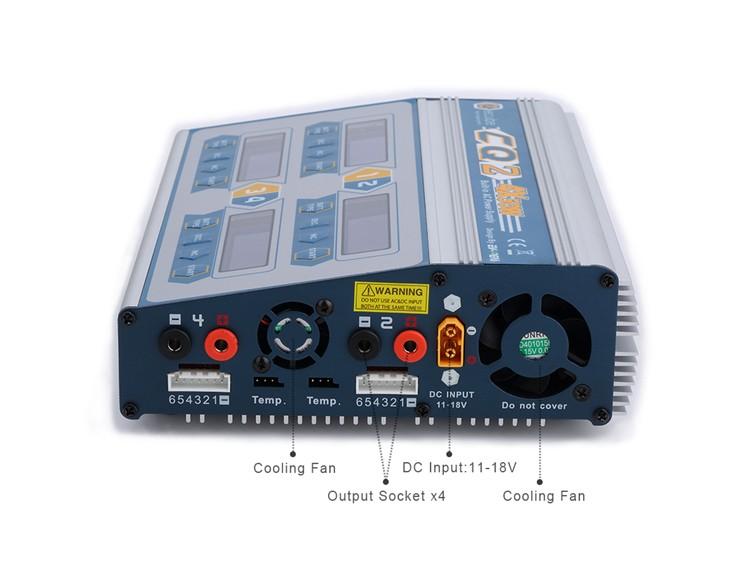 Ev-peak Cq2 Balance Charger Ac/dc Input Output Power Battery ...