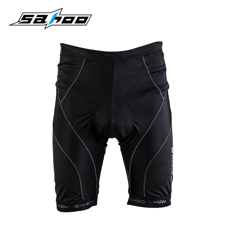 Sahoo Breathable Flexible OEM ODM Accepted Polyester Bike Bicycle Shorts
