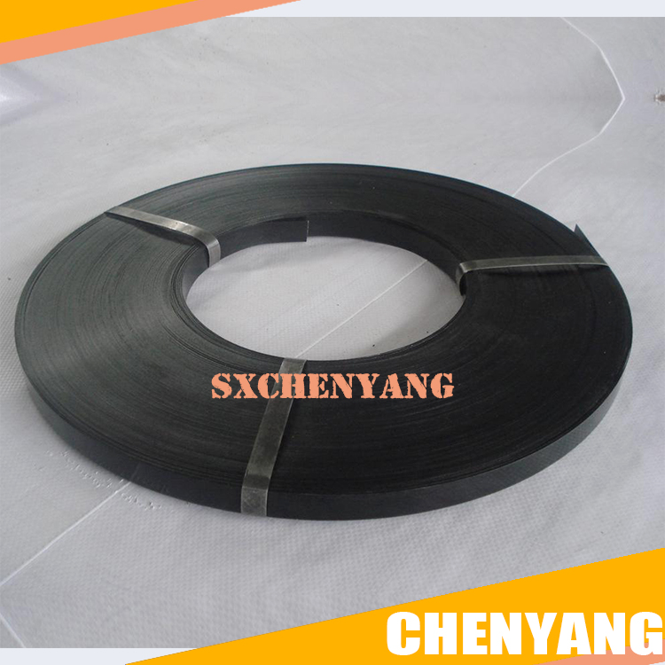 Factory Direct High Tensile Metal Strap Blue &Waxed Oiled Steel Strapping/Packing Strap/Strip/Band /Belt/Ribbon