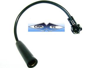 Stereo ANTENNA Harness VW Beetle Activ 98 99 00 2000 AFTERMARKET ANTENNA ADAPTOR - CONNECTS AFTERMARKET ANTENNA INTO OEM / FACTORY RADIO