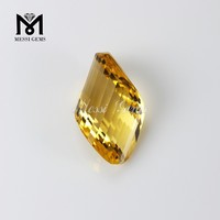 Top Quality Citrine Glass Wholesale Gemstone
