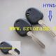 Transponder Ignition Key Shell for HY acce (HYN14R right blade)