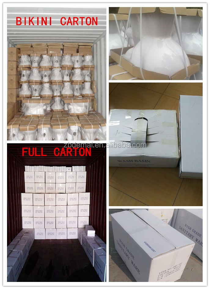 Dmt-403 Siphonic Flushing Water Closet Bathroom Accessories Wc ...
