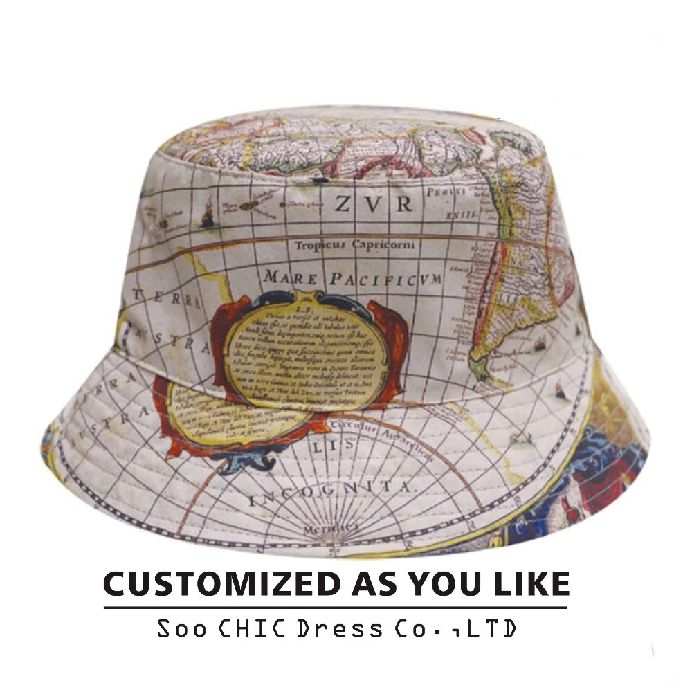 90ebccdae75 Bucket Hat Reversible