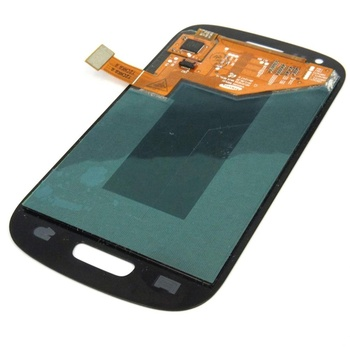 Full Lcd Display Touch Screen Digitizer Glass Compatible For Samsung Galaxy S3 S 3 Mini I8190 i8195,For Samsung S3 Mini Lcd