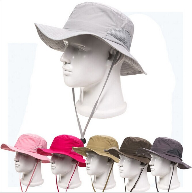 Buy 2015 Summer Casual Men Women Outdoor Bucket Hat Fashion Breif  Breathable Anti-UV Quick-Drying Sun Hat Multi Color Bush Hat in Cheap Price  on m.alibaba. ... b4a79e2c68a