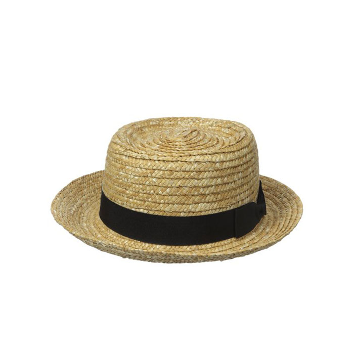 08a6f766f1f Character Style Boater Straw Bucket Hat Mens Straw Boater Hat - Buy ...