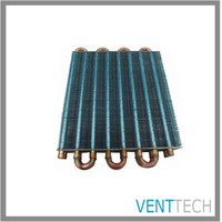 China high quality and high efficiency air conditioning condenser evaporator coil cost