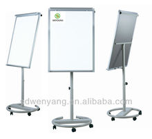 Magnetic whiteboard stand,painting easel