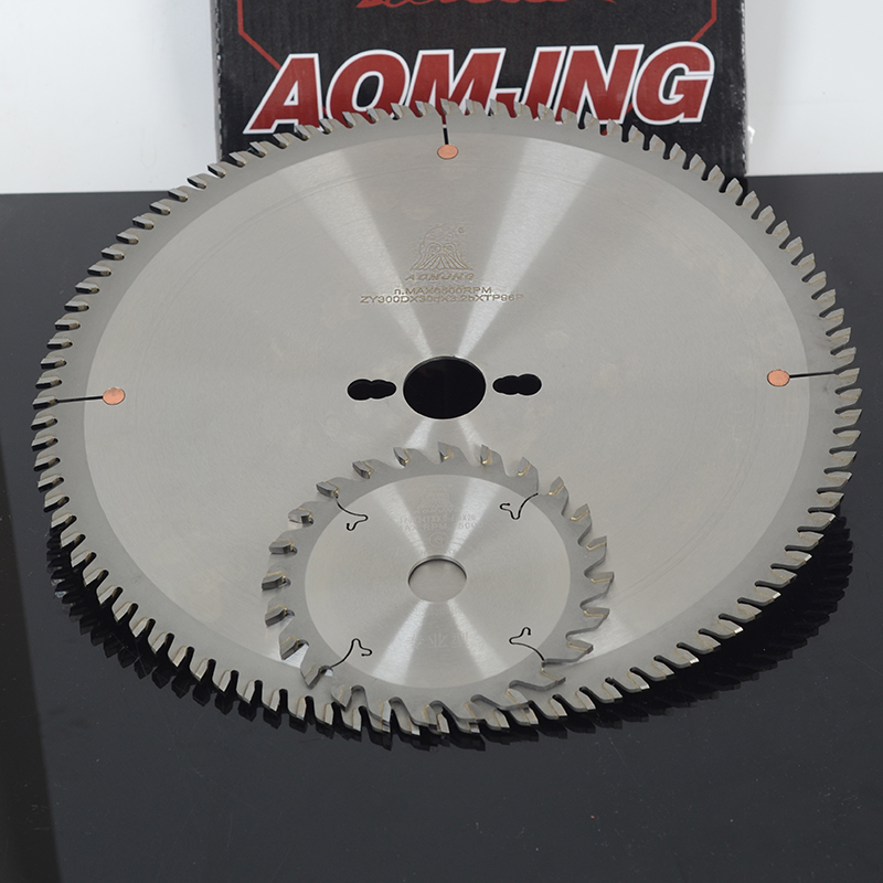 panel board cutting machine circular saw blade carbide for wood