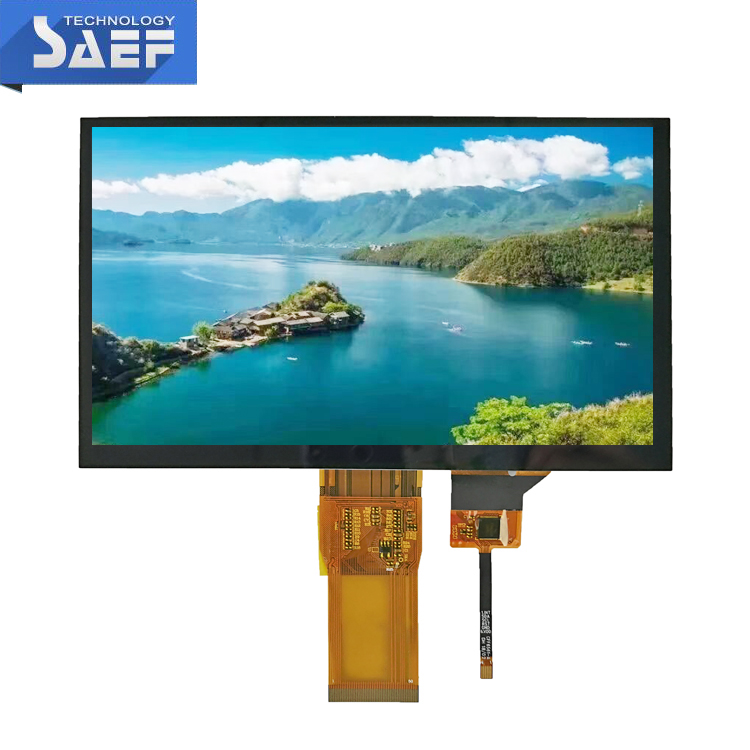 7 inch <strong>lcd</strong> 1024*600 IPS tft with Capacitive touch