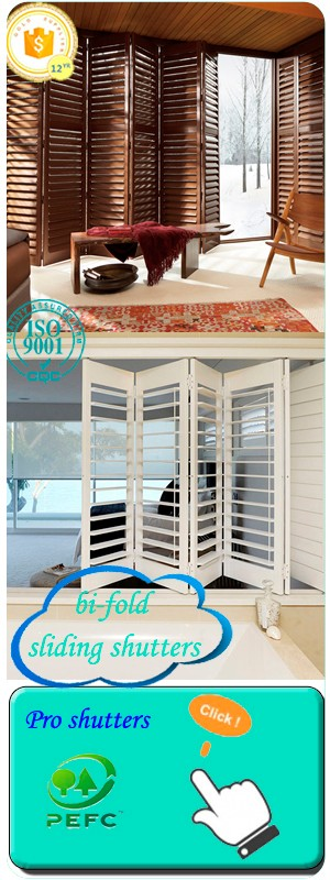 Home Decorative Europe style cheap patio door security shutters