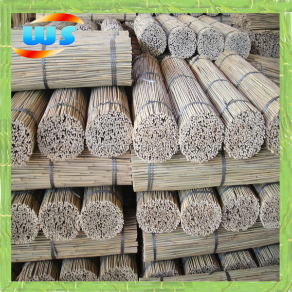Garden Decoration Of Bamboo Stick