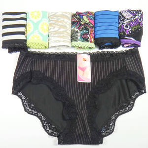 Cheap Panties Mixed Designs Stocklot Underwear Cheap Lady Panties