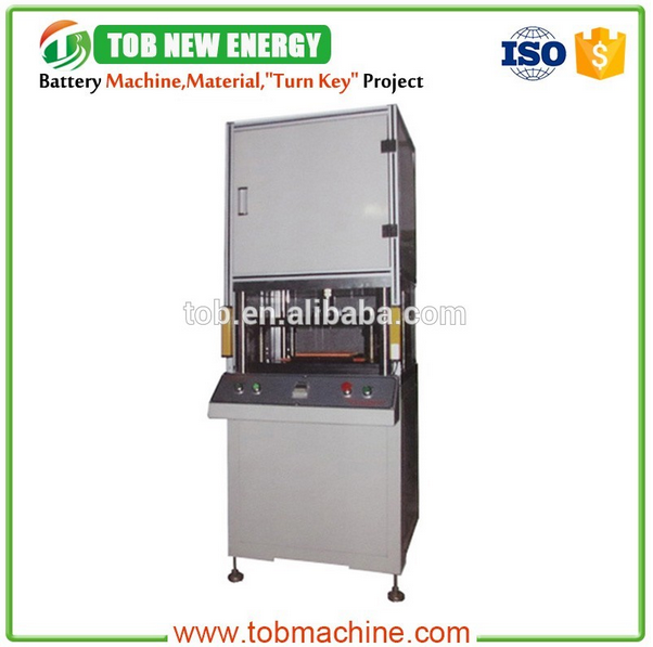 500*500mm Automatic Battery Electrode Die Cutting Machine