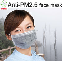 Gas Face Mask Air Filter Face Mask Active Carbon Filter