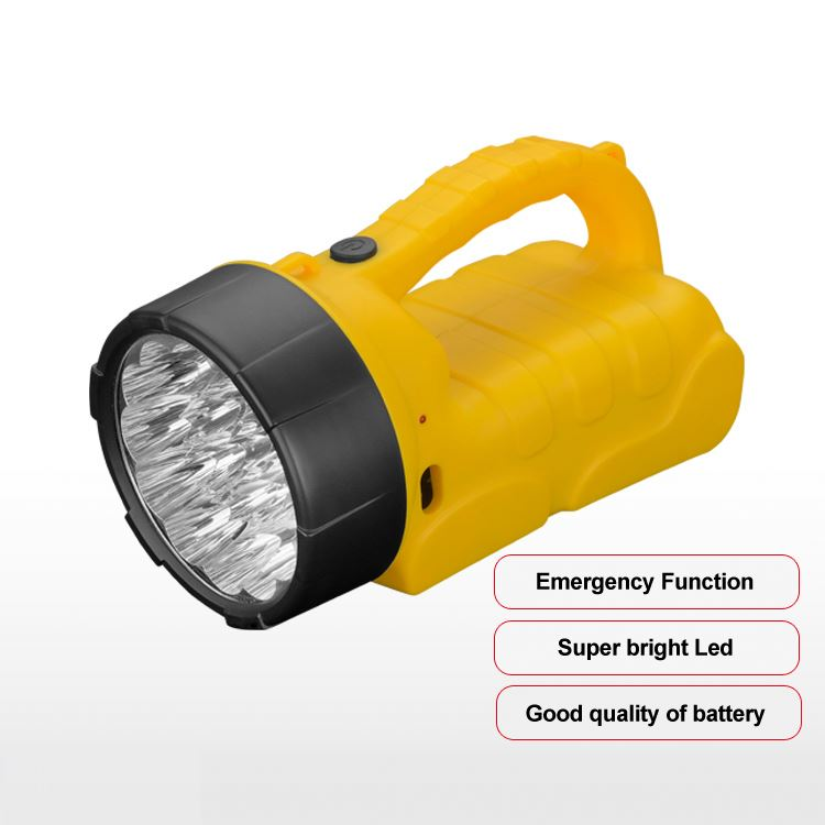 Fine appearance super brigh customized led flashlight rechargeable