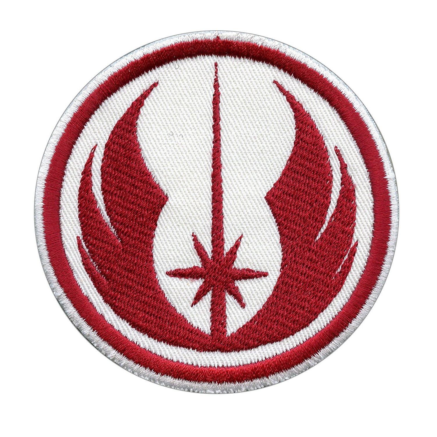 "Star Wars JEDI KNIGHT 3 1//4/"" Diameter Embroidered Patch"