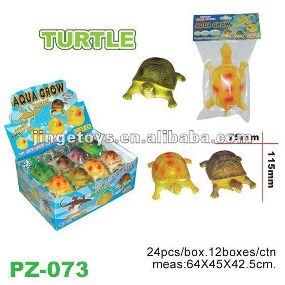 Sell turtle growing toys