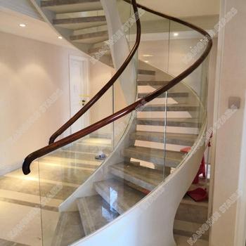 Modern Spiral staircase indoors Villa