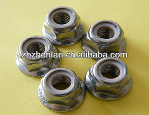 DIN6926 flange lock nut m3 m4 m6 m8 all sizes