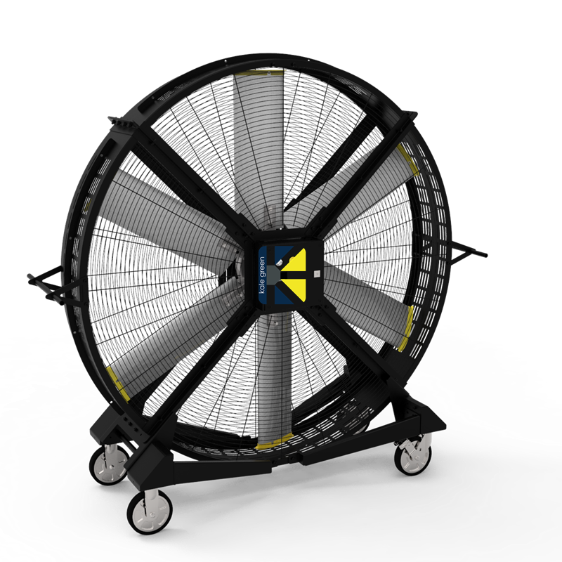 Awesome Big Outdoor Fans Part - 12: HVLS Waterproof 2m Air Blower Ventilation Cooling Big As Designer Outdoor  Fans