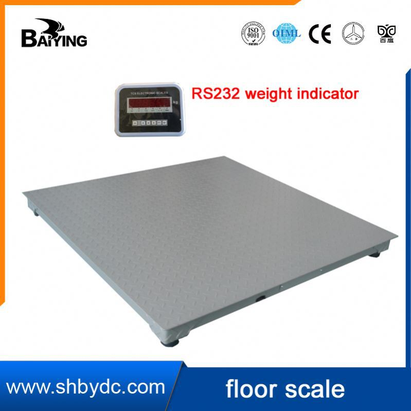 High quality new pallet floor scales waterproof bath floor calorie body fat balance scale