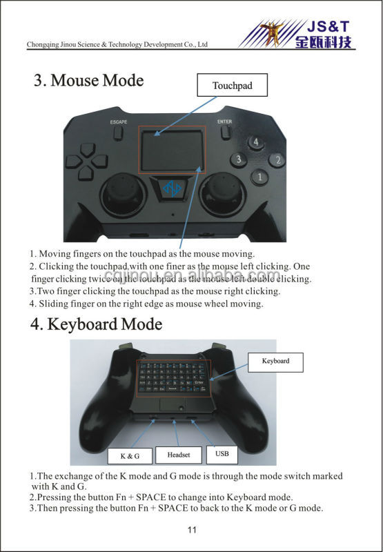 Bluetooth Video Game Controller With Keyboard/android/smart Tv/pad/mobile  Phone - Buy Bluetooth Wireless Remote Game Controller/joystick/gamepad,With