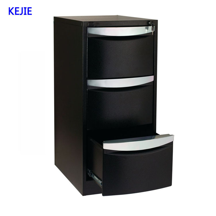 Office Used Metal Cabinet Steel Chest Of Drawers Cabinet Metal Lockable  Nightstand Storage Box Cabinet