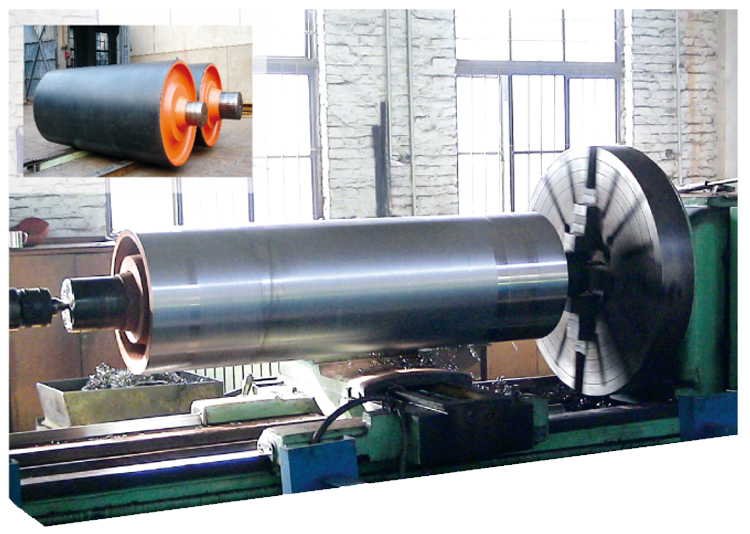 Drawing Belt Conveyor Drive Roller Pulley Buy Conveyor