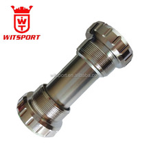thread aluminum Bicycle Bottom Bracket Shell/sealed bearing BB axle/China wholesale bicycle parts