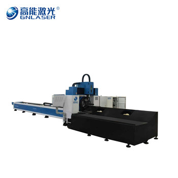 GN Laser CT Series 500W-1500W Fiber Laser Cutting Machine For Pipe Fabrication