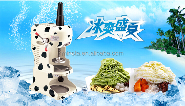 electric snow cone machine industrial snow ice shaver machine ice shaving machine - Snow Cone Machine For Sale