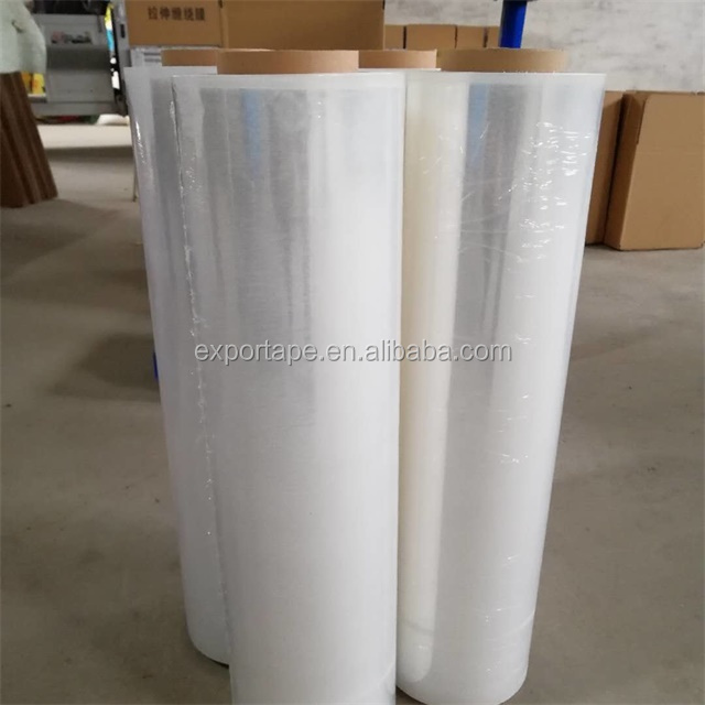 Wholesale price manual use LLDPE max stretch film from China