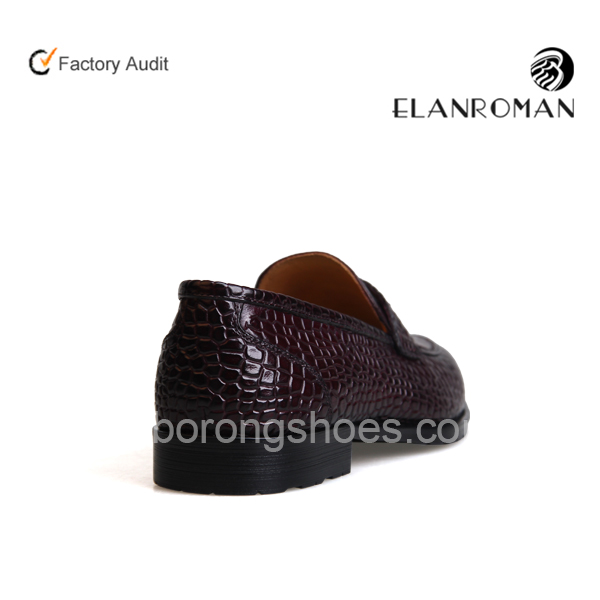 occassion men genuine dress loafers for shoes shoes Penny loafers emboss Men leather shoes leather wYx1AWRnqB