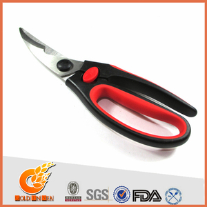 Easy-to-clean all newly made student scissor (S12892)