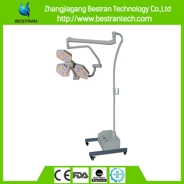 BT-LED3e CE approved medical led mobile shadow less stand operating lamp