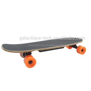 New Style 4 wheel Self Balancing Electric Scooter carbon fiber electric skateboard