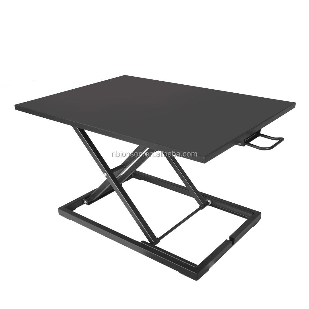 Lift Desk Factory Price Supply Height Aluminium Adjustable Laptop Stand For Bed