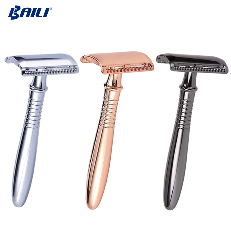 Superb Double Edge Razor With Blades For Men