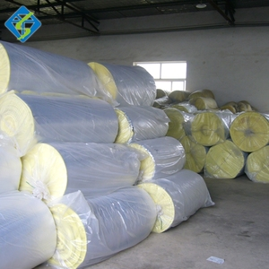 sound insulation thermal materials fiber cloth foil glass wool blanket fiberglass wool felt