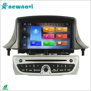 7 inch screen car stereo Android 8 0 car dvd for Renault Megane III/Fluence  2009-2011